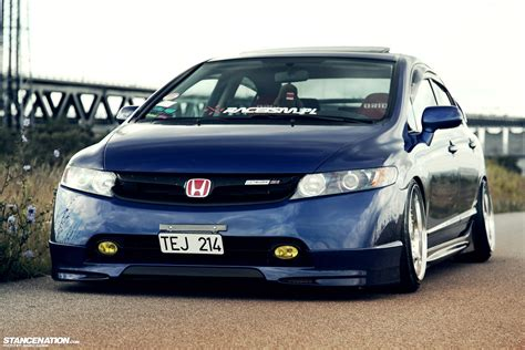 stancenation honda civic si 2007 jdm civic si www imgkid com the image kid has it