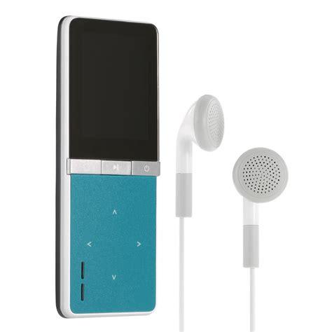 Onn W7 Mp3 Digital Audio Player 8gb With Mic Recorder Tf Card Slot beste onn w7 8gb blau verkauf einkaufen cafago
