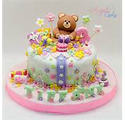 Teddy Bear In The Garden Angels Cake 39 S Blog