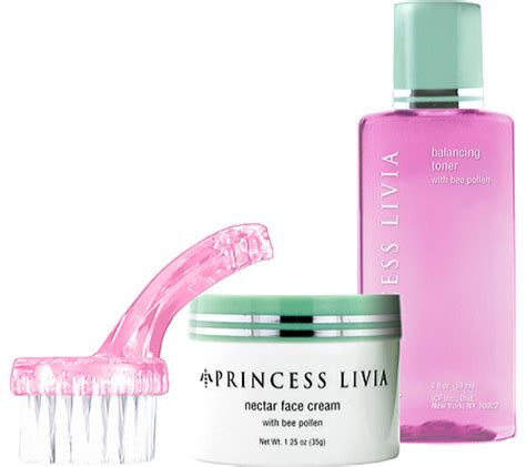 Princess Skincare Set princess livia bee pollen skin care set free shipping