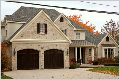 home exterior design brick and stone home gallery ideas home design gallery