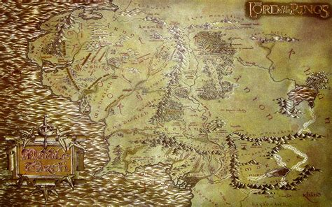middle earth map the lord of the rings maps middle earth wallpaper