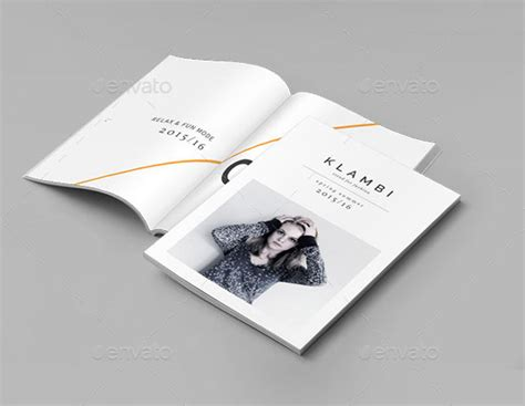 fashion brochure template 40 beautiful indesign fashion brochure templates web