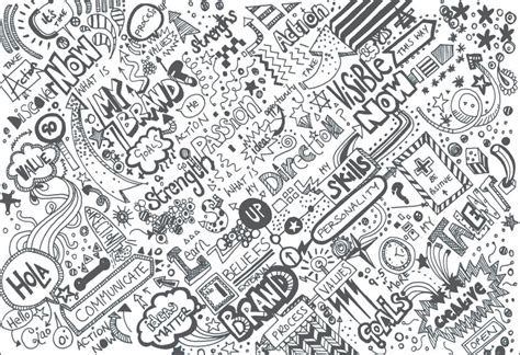 doodle patterns meaning a beautiful doodle state of mind beautifulnow