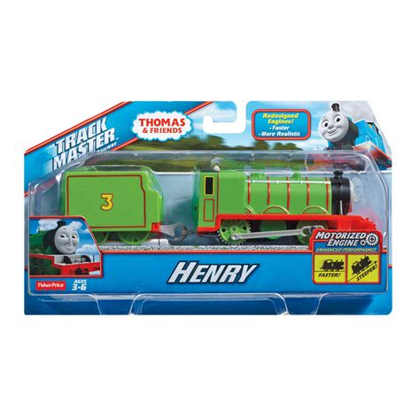 Fisher Price Thomas & Friends TrackMaster Henry   Cars