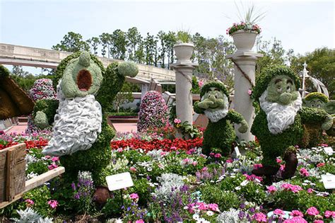 Flower Gardens In Orlando Family Travel Springtime At Orlando Gardens Away Travel