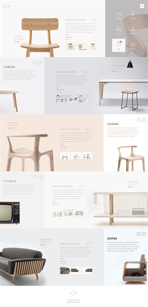 Chair Website Design Ideas Dribbble Index Chair Png By Vladimir Babic