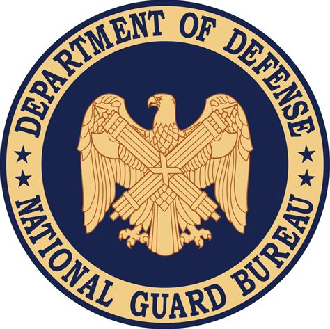 by order of the chief air national guard instruction 40 104 defense gov military service seals