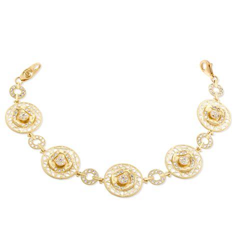 14k gold 14k gold bracelet
