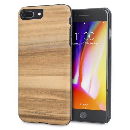 wood iphone 8 plus 7 plus wooden cappuccino mobilezap australia