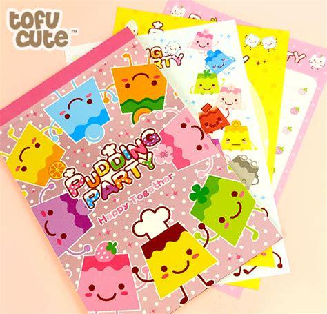Tayo Tayo Sticker Puding Bento Lolipop buy kawaii pudding letter paper set at tofu