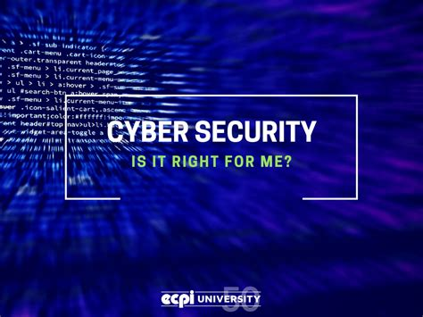 Florida Tech Mba Cyber Security by Is Cyber Security Right For Me