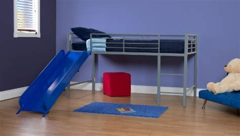 slide beds for toddlers low loft beds and bunk beds for toddlers kids