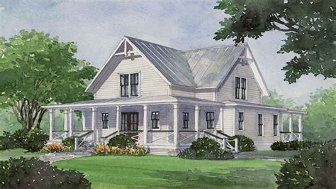 farm house plan southern living four gables house plans four gables