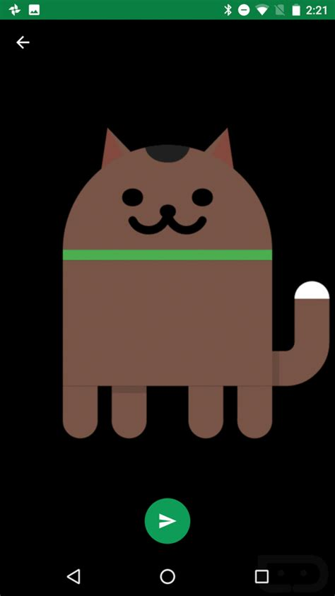 android easter eggs there is more to this android n dp5 easter egg and it involves catching cats updated droid