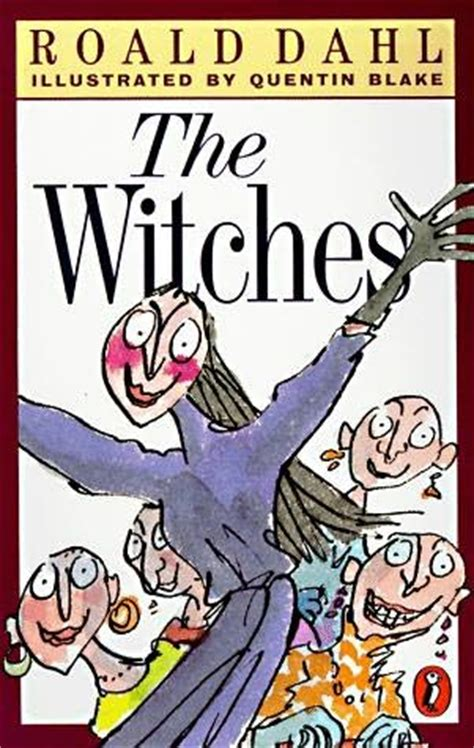 is a witch books quixotic magpie banned book week the witches a review