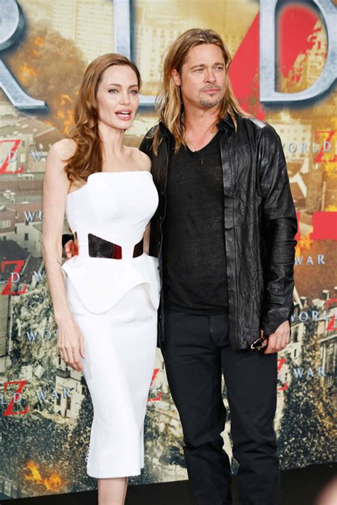 Anniston Thinks Brangelina Are Totally A Joke by The Is Reacting To The Brangelina Up With