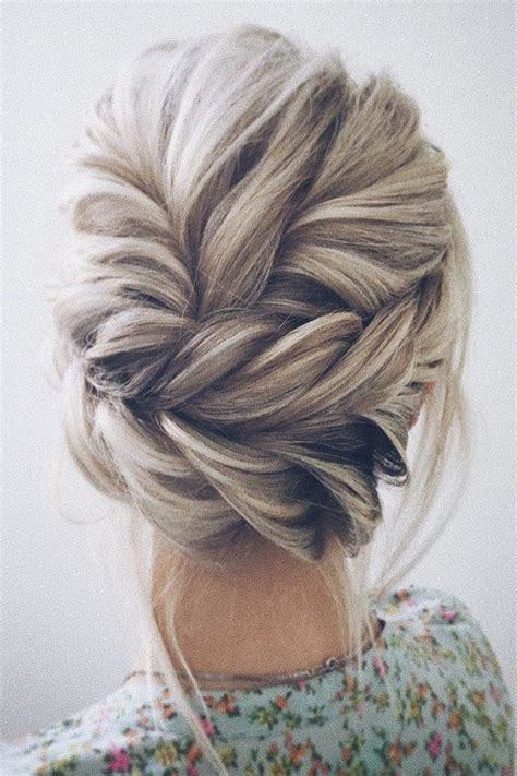 twisted updo hairstyles 12 trending updo wedding hairstyles from instagram page