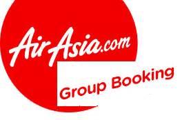 airasia group booking cara booking group airasia traveling tips