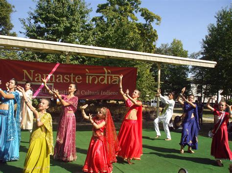 namaste india the indian culture festival starts in