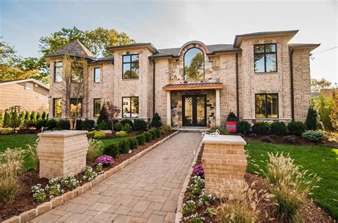 brick house nj brick house nj 3 249 million newly built brick mansion in englewood cliffs nj homes