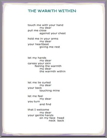 sexiest poems poems