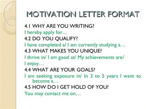 Motivation Letter Workshop Cv Writing Skills Workshop Slides 17 February 2015 2