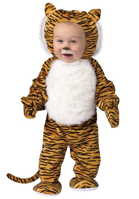 tiger costume toddler cuddly tiger costume