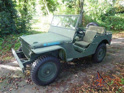 Ford Ww2 Jeep 1941 Ford Gp Ww2 Jeep Willys