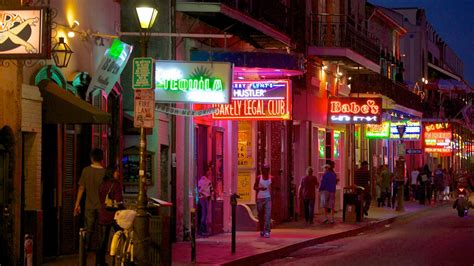 top bars on bourbon street bourbon street vacations 2017 package save up to 603
