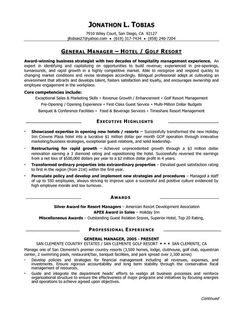 hotel industry resume format beautiful prepossessing hospitality