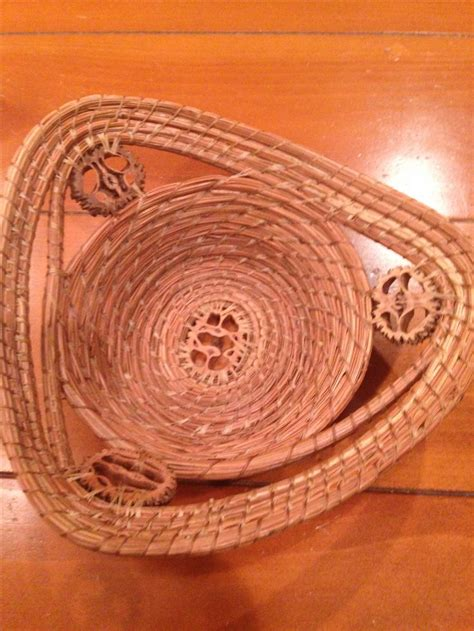pine needle crafts for 32 best pine needle crafts images on pine
