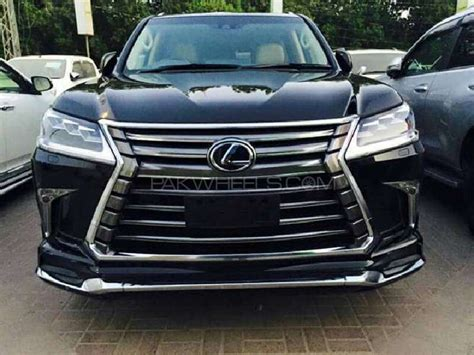 lexus pakistan lexus lx series lx570 2016 for sale in lahore pakwheels