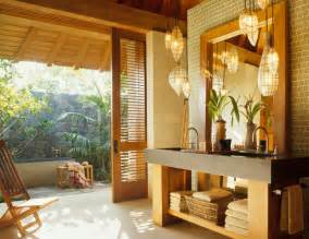 Tropical Bathroom Ideas by Master Bath