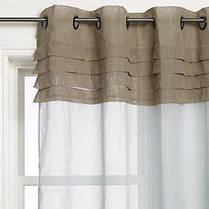 ikea muslin curtains best 25 burlap shower curtains ideas on pinterest