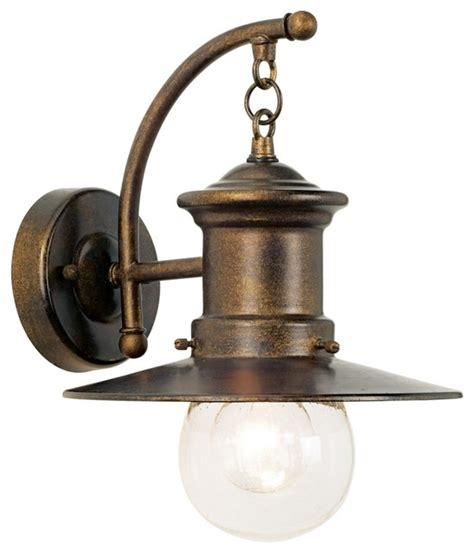 traditional outdoor lights maritime collection 12 quot high outdoor wall light