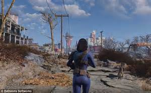 fallout-4-launch-hit-by-bugs-as-bethesda-softworks-release
