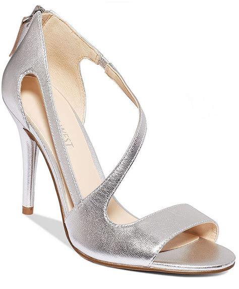 Silver Bridesmaids' Shoes   The Bridesmaids' Ultimate Shoe