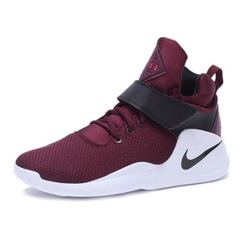 nike shoes basketball for nike kwazi wmns wine black white 844839 600 mens