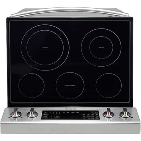 induction radiant ceramic cooktop samsung wayfair