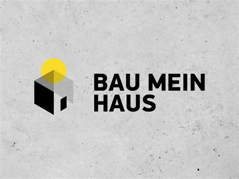 Bau Mein Haus by Bau Mein Haus Logo Bmh Iernobiele Grundriss Erdgeschoss