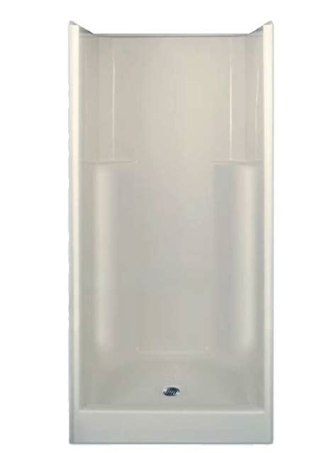 Aquarius Shower by Aquarius Bathware G3679shc Peak 36 In White Fiberglass
