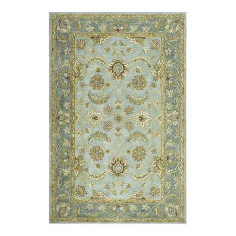 bassett furniture rugs classically ornate aqua green rug bassett furniture