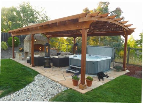 Backyard Pavilion Ideas by Gazebo Ideas For Backyard Gazebo Ideas