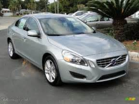 Silver Volvo Electric Silver Metallic 2011 Volvo S60 T6 Awd Exterior