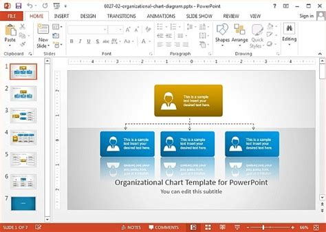 Best Methods For Creating Accurate Organizational Charts Best Organizational Chart Template