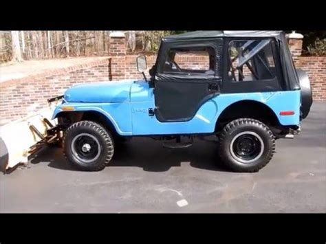 Jeeps For Sale Maryland 1973 Jeep Cj5 For Sale Town Automobile In Maryland