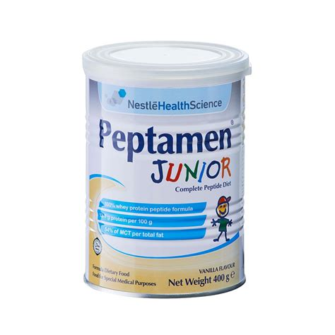 health shop nestle peptamen junior 400g