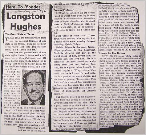 biography essay on langston hughes langston hughes essay