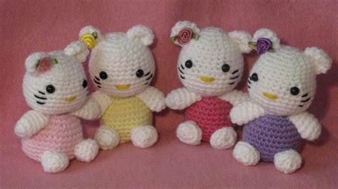 pattern amigurumi hello kitty 12 free hello kitty crochet patterns inspired